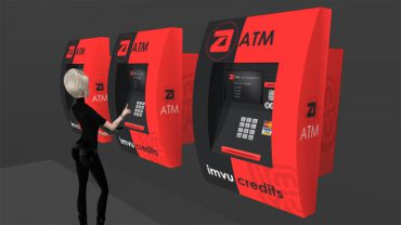 IMVU ATM credit bank