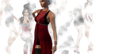 IMVU clothing range