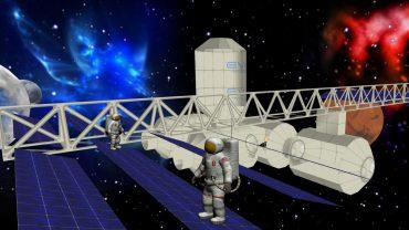 Space Odussey